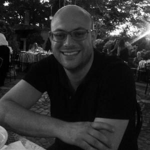 Fordham History PhD student Alessandro Saluppo