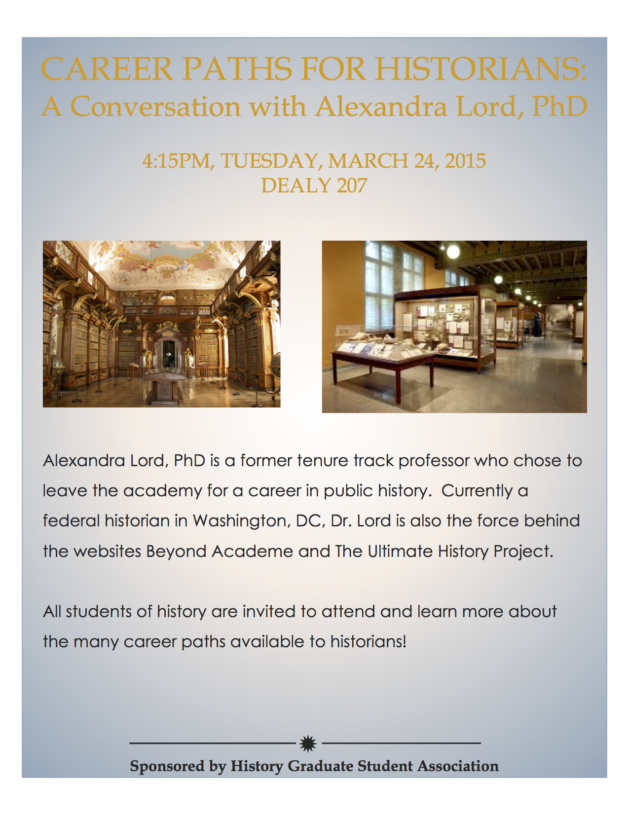 Alexandra Lord Talk 3.24.15