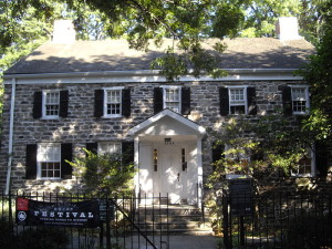 The Valentine-Varian House is now the Museum of Bronx History