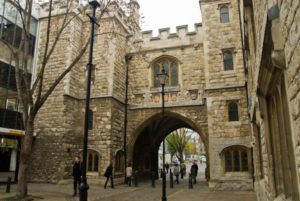 St. John's Gate, Clerkenwell