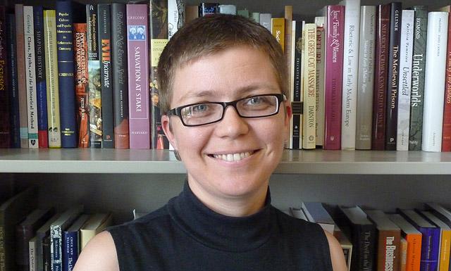 Magda Teter